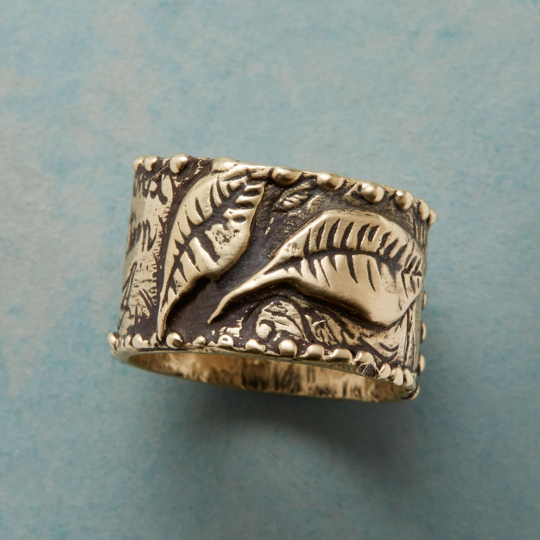 WOODLAND ANGEL RING: View 3