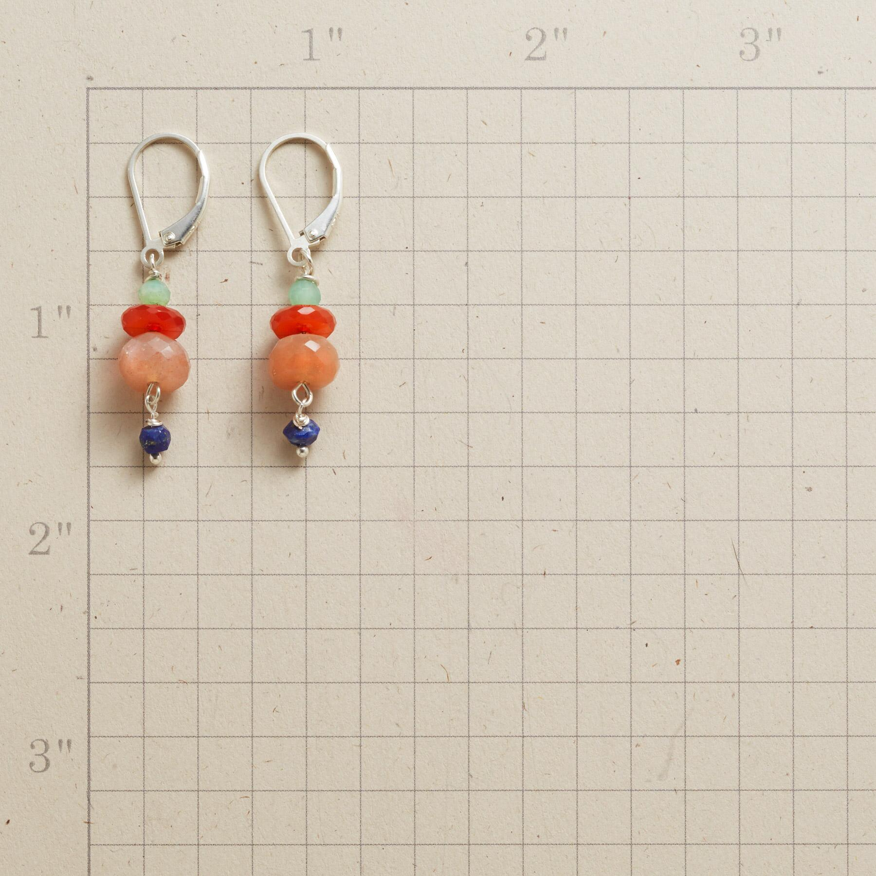 CANYON CAIRN EARRINGS: View 2