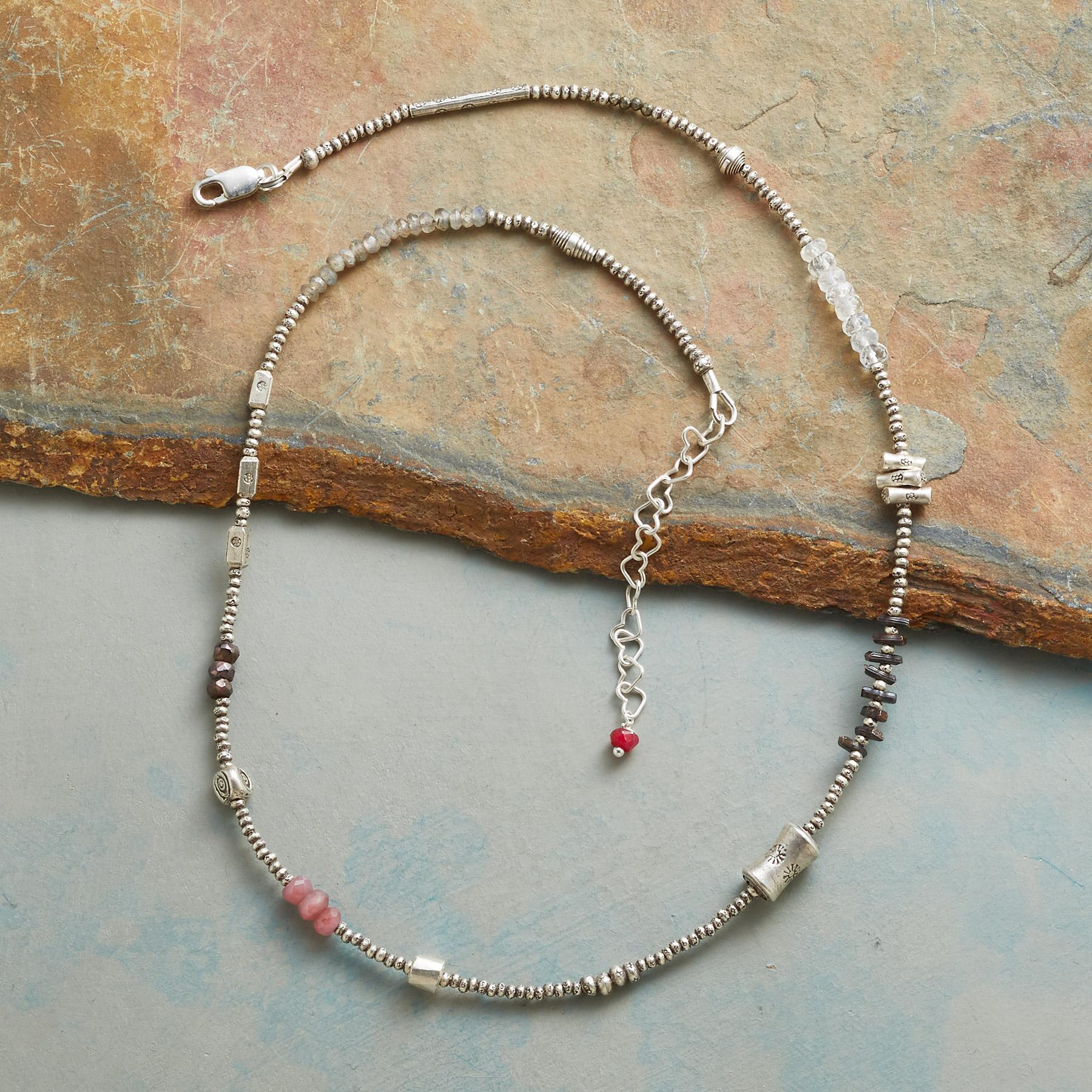 ON A WHIM NECKLACE: View 2