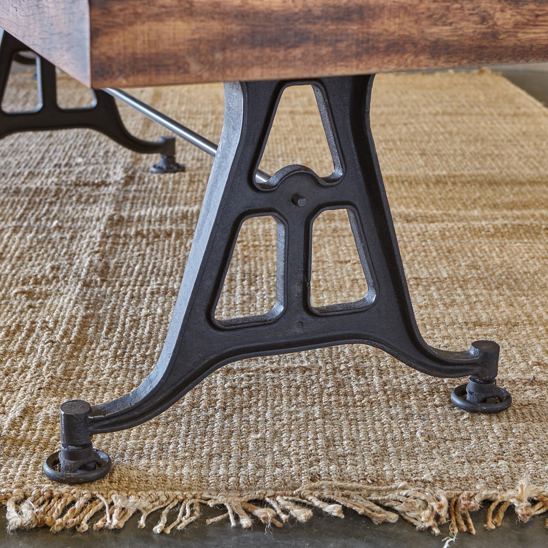 CLASSIC SMALL SHUFFLEBOARD TABLE: View 3