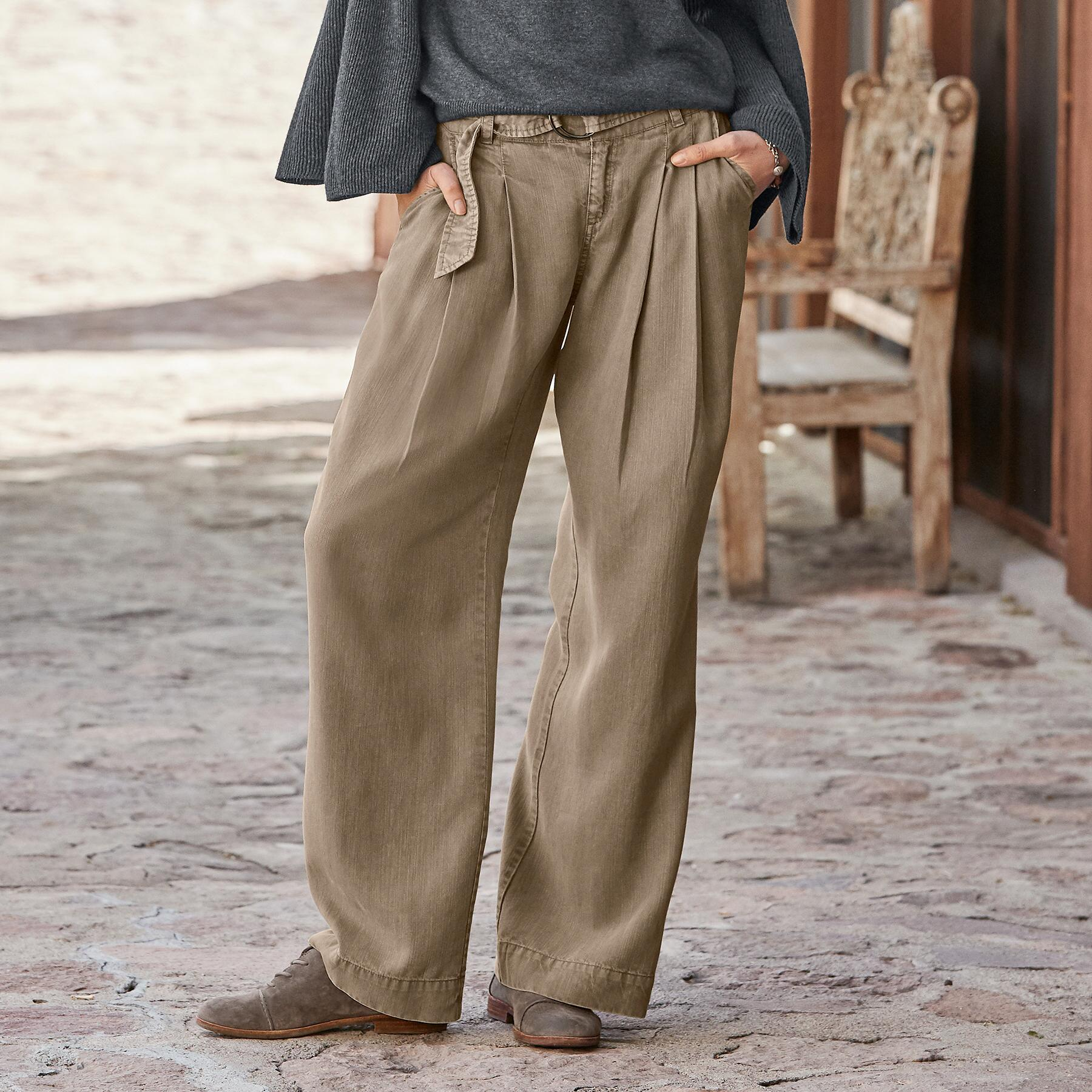 EVERYDAY ELEGANCE TROUSER - PETITES: View 1