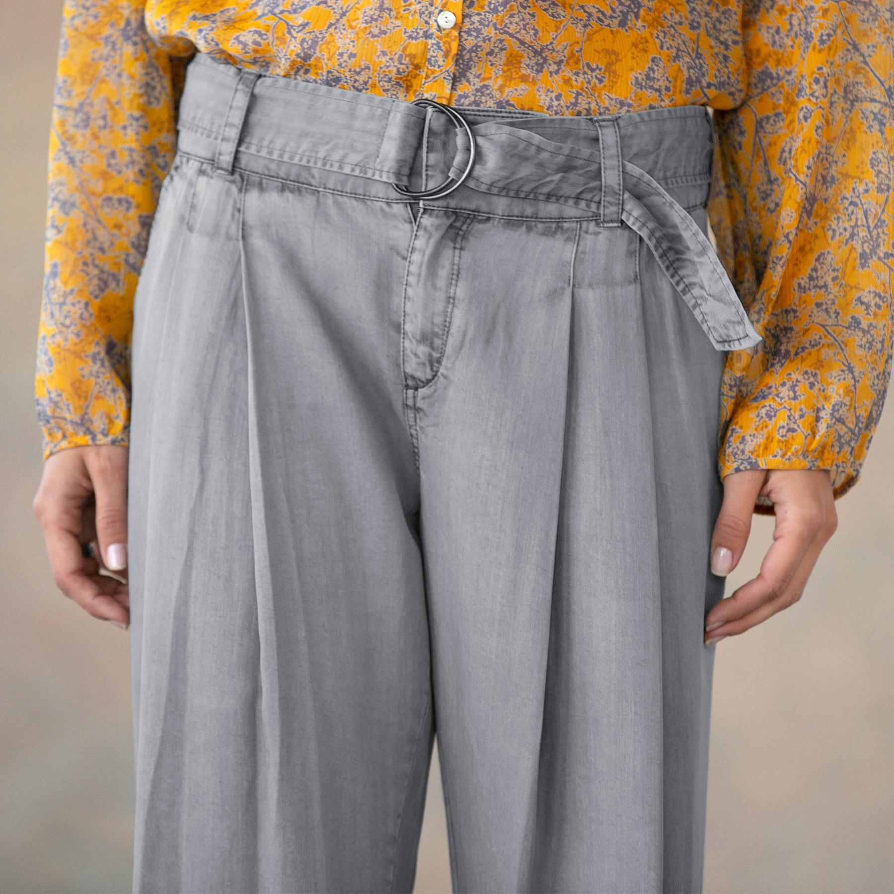 EVERYDAY ELEGANCE TROUSER - PETITES: View 3