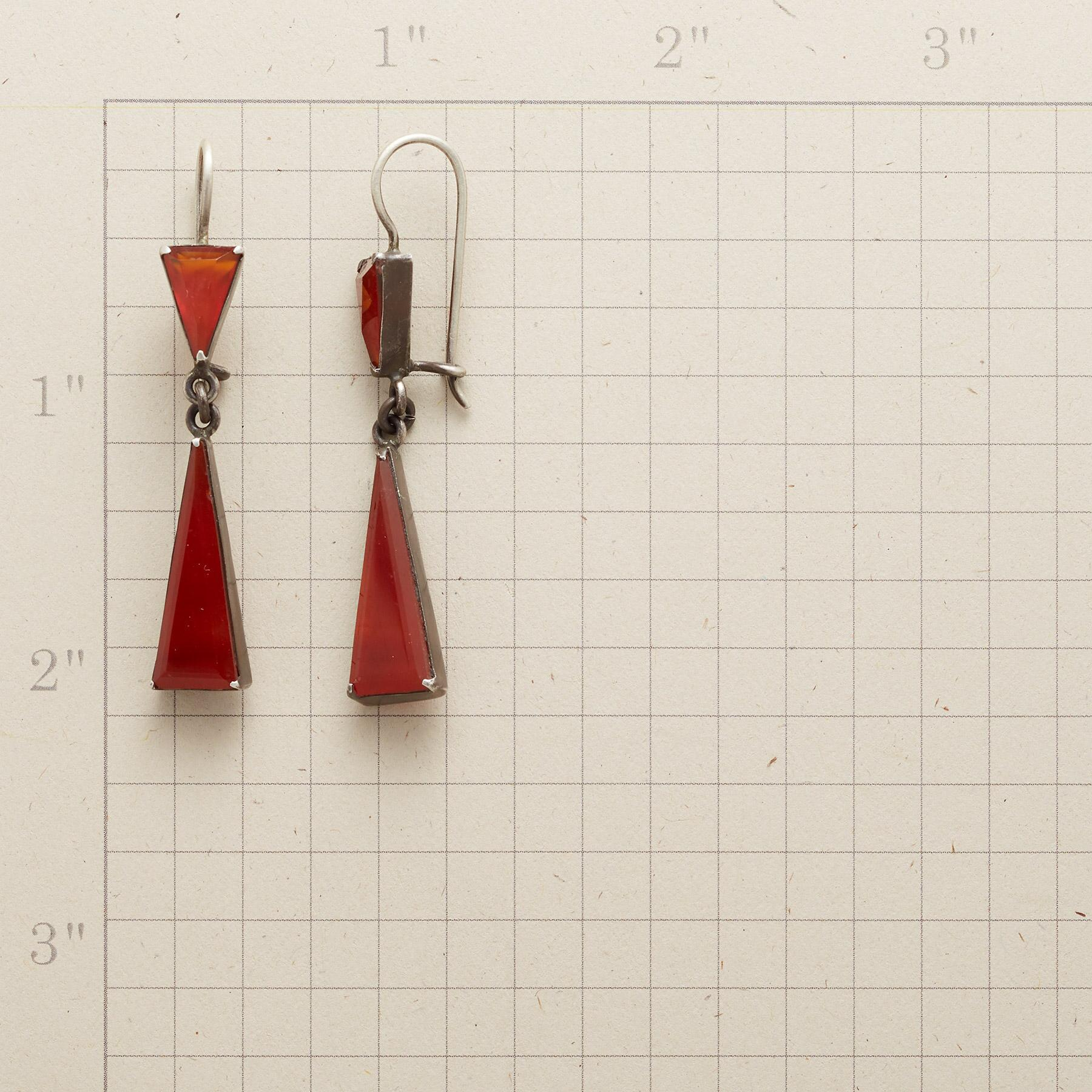 ON POINT EARRINGS: View 2