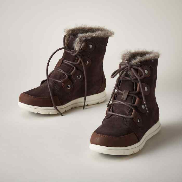 EXPLORER JOAN SHORT BOOTS
