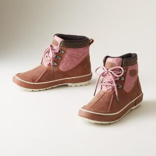 ELSA II QUILTED BOOT