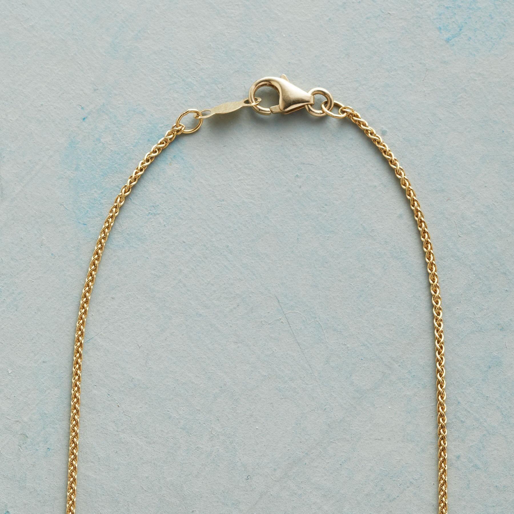 WRAPPED EMERALD NECKLACE: View 3