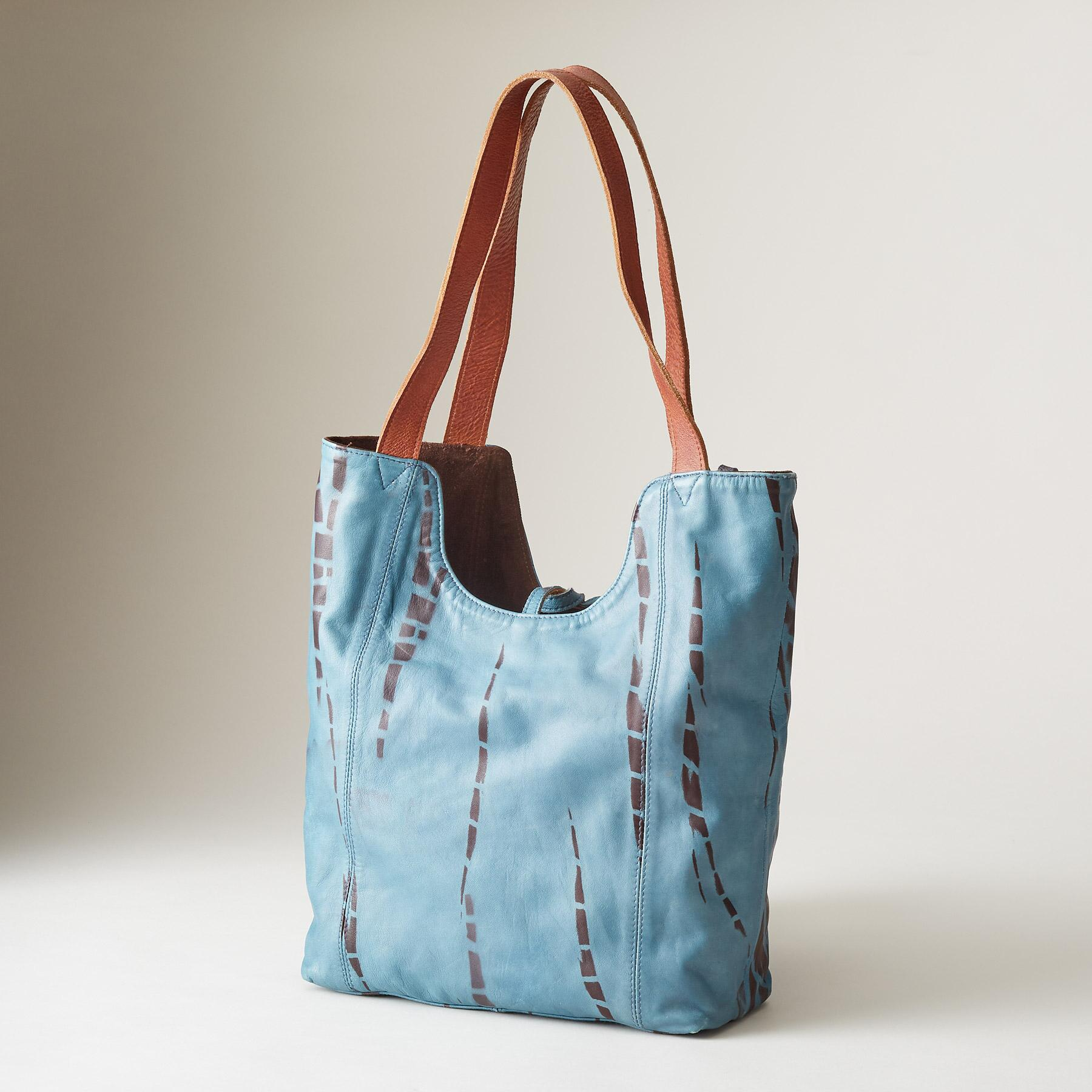 TYRA REVERSIBLE TOTE: View 2