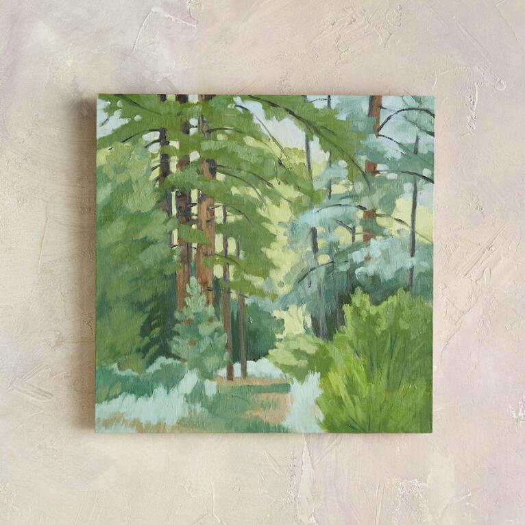 PINE TRAIL PAINTING