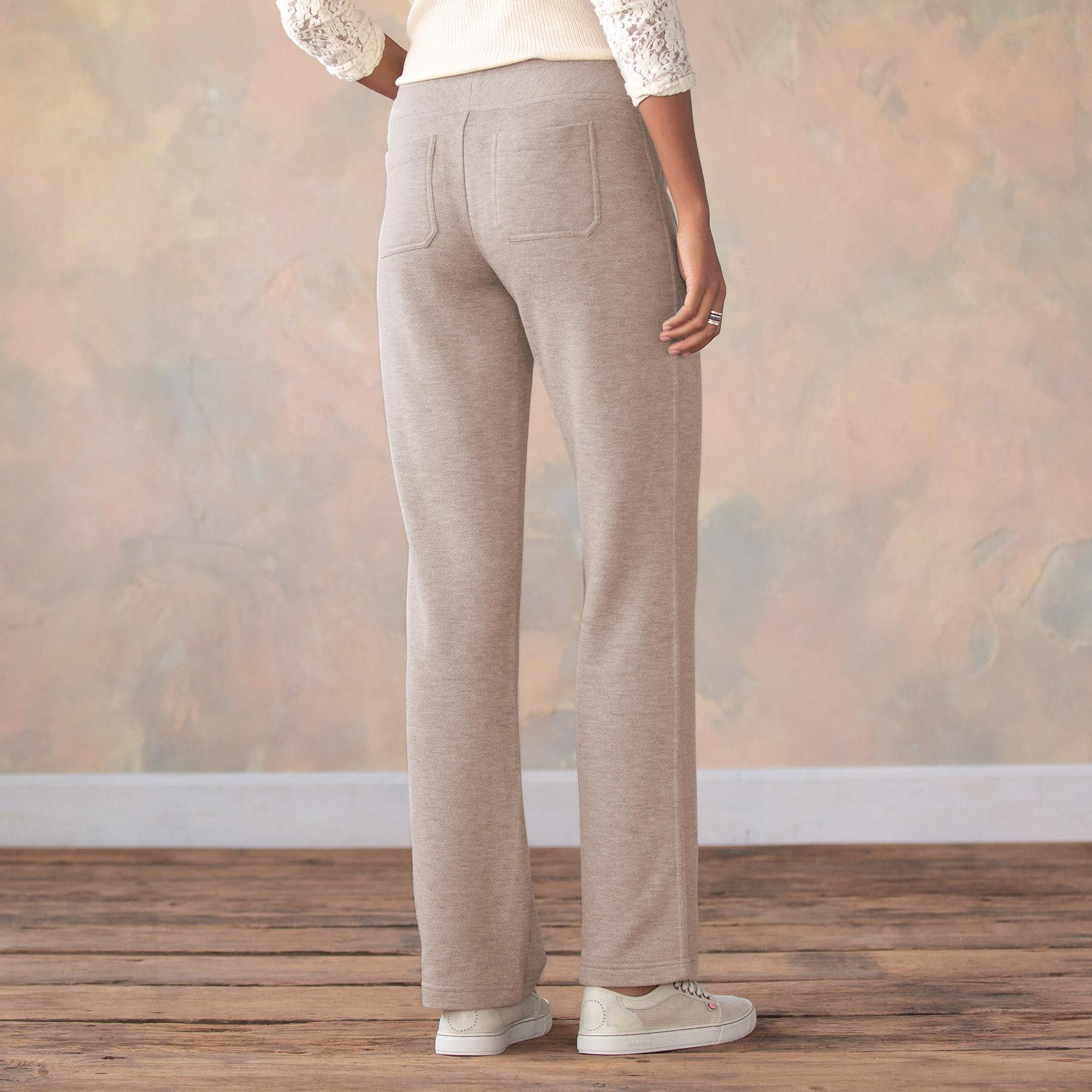 GIGI FRENCH TERRY PANTS: View 3
