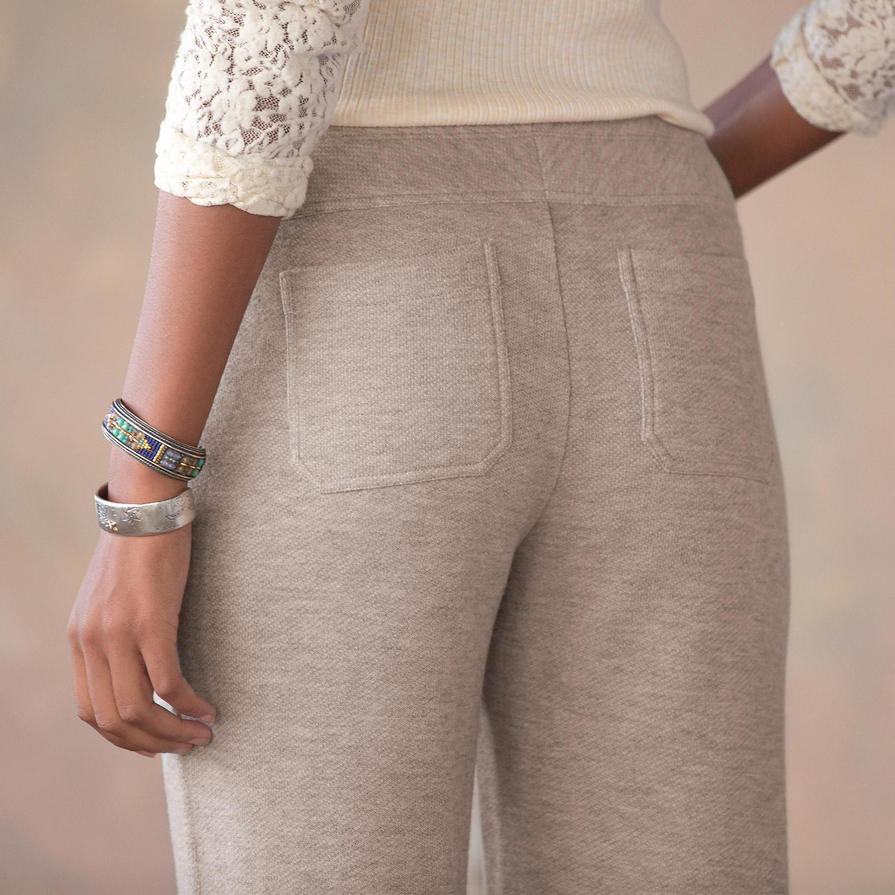 GIGI FRENCH TERRY PANTS: View 5