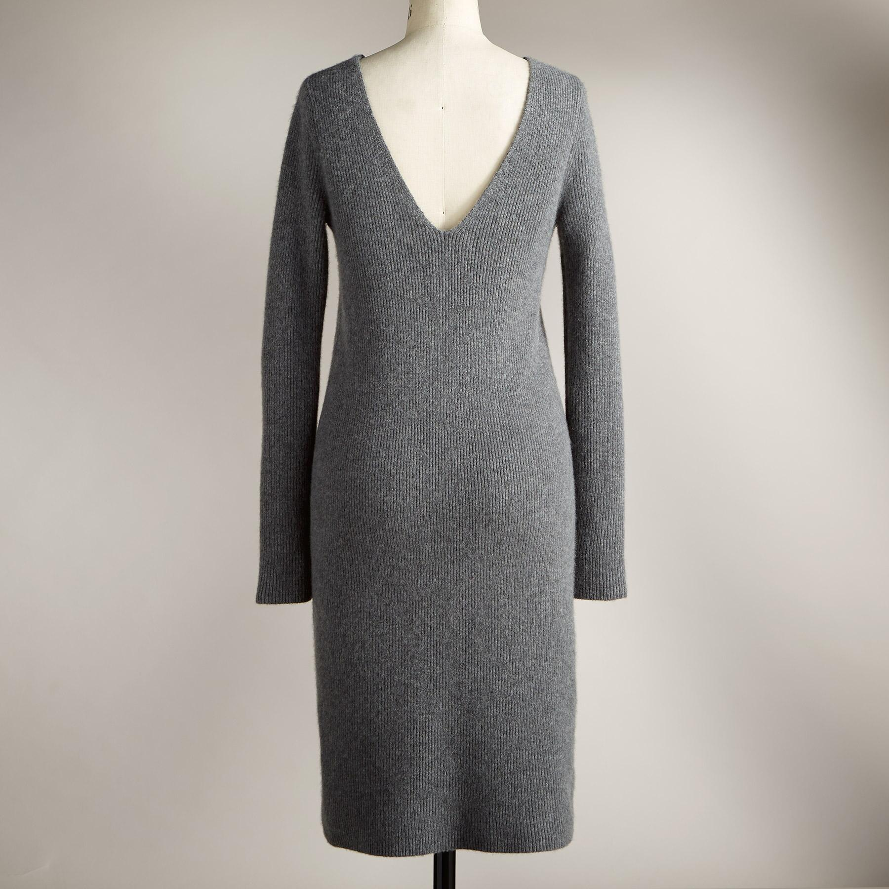 CASHMERE DREAM DRESS: View 2