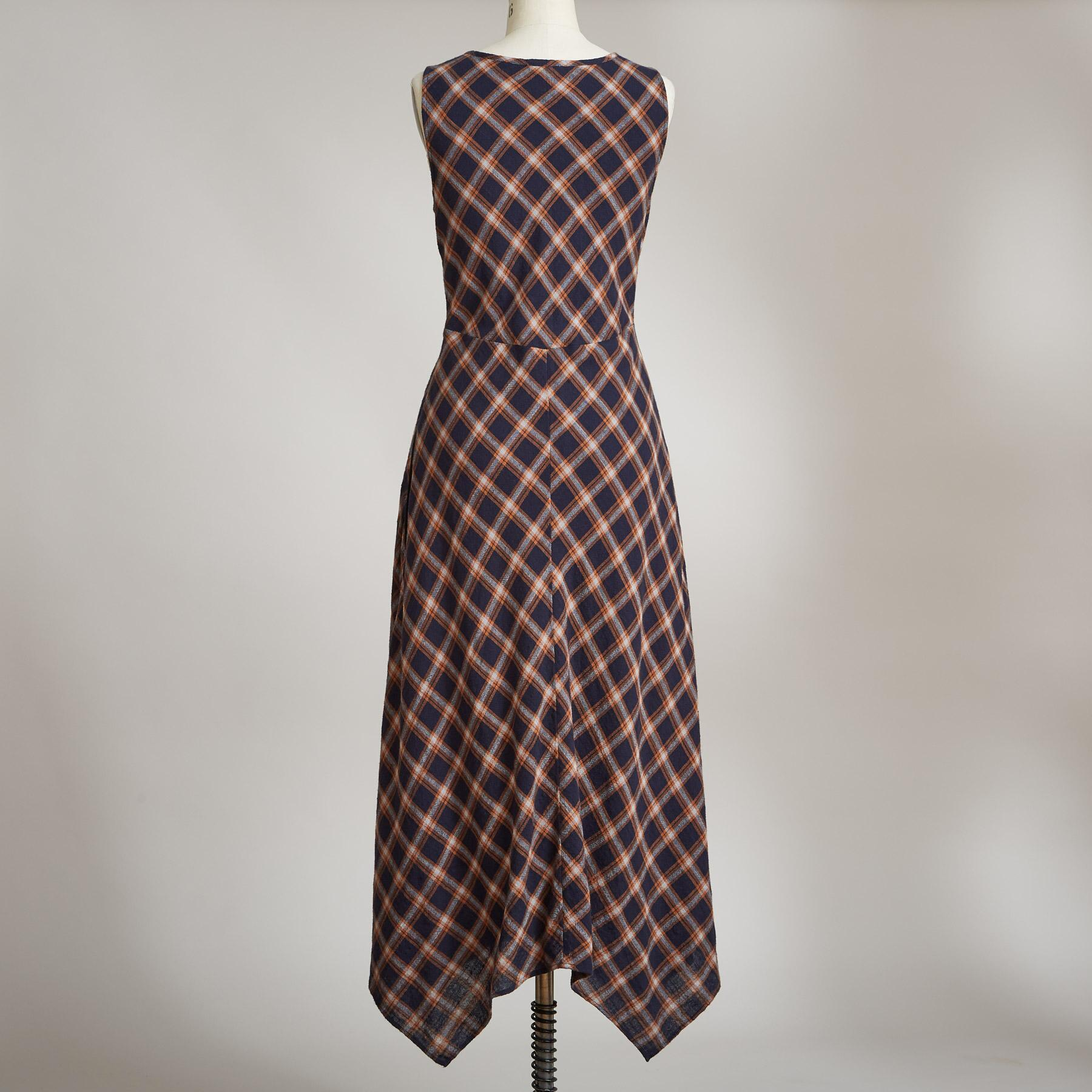 TOWN & COUNTRY DRESS: View 3