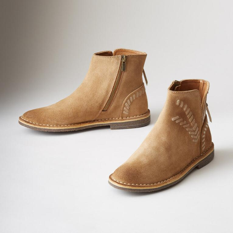 SIERRA WHIPSTITCH BOOT