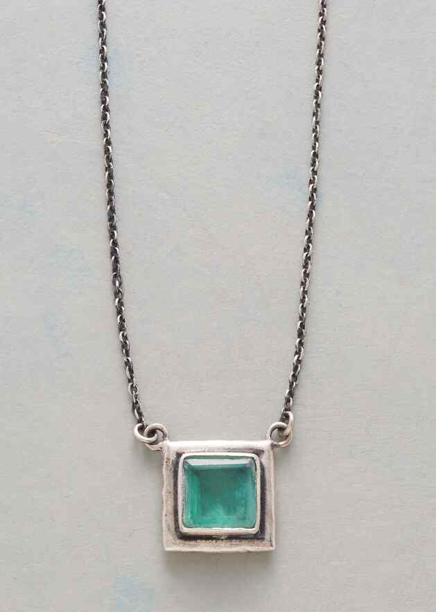 ONE SQUARED NECKLACE