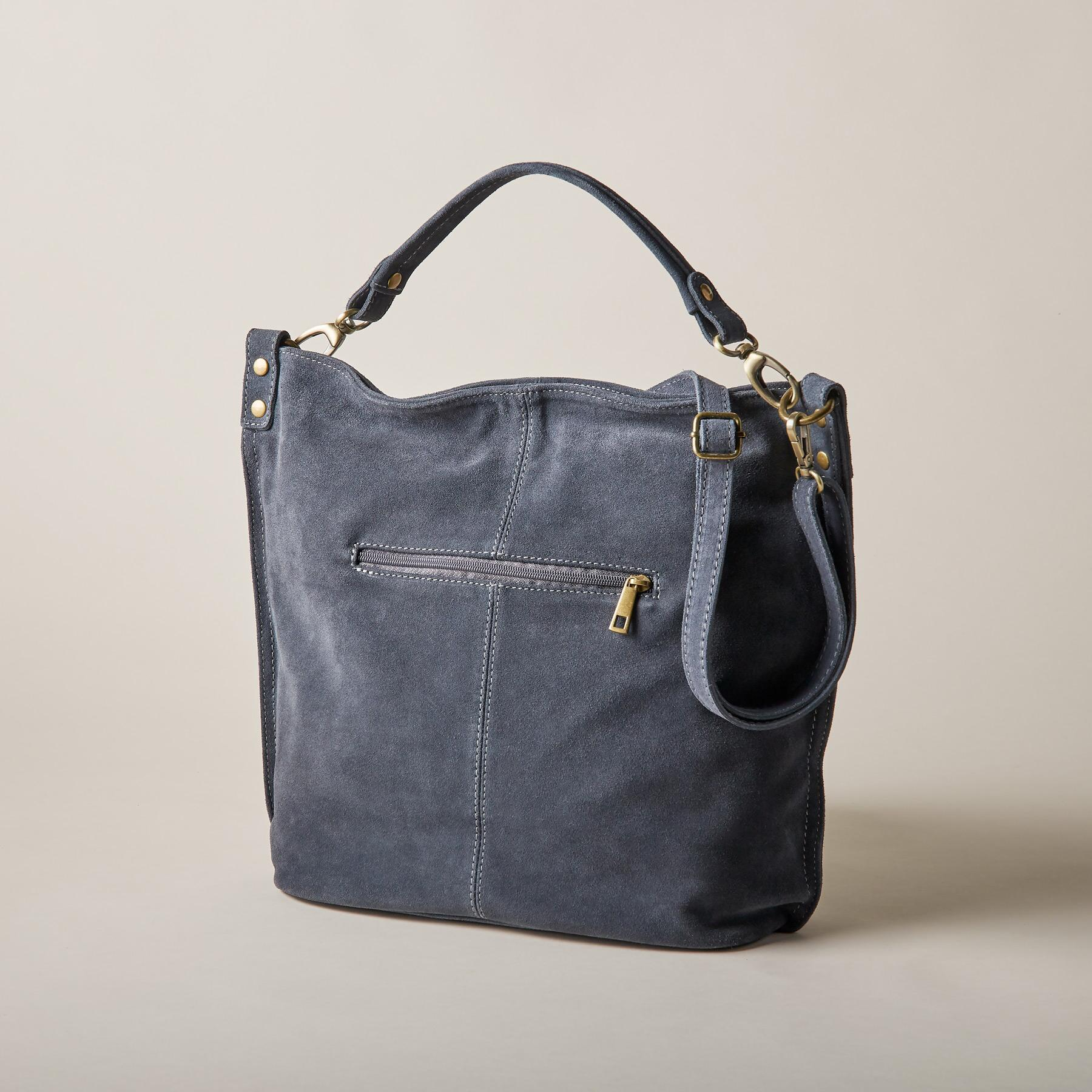 TIMELESS SUEDE BAG: View 2