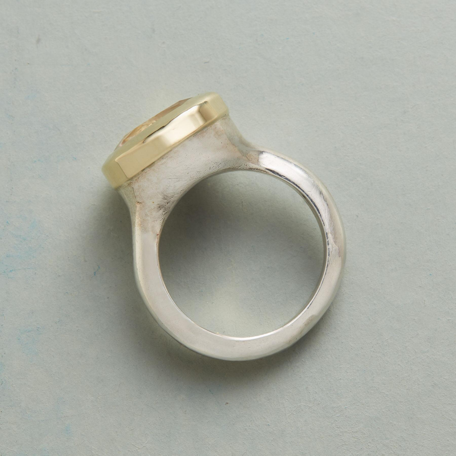 SOLID SUNSHINE RING: View 2