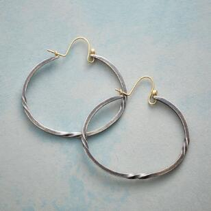 DIAMOND BIAS HOOPS