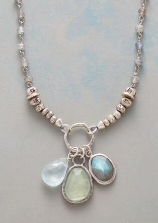 TO THE SEA NECKLACE