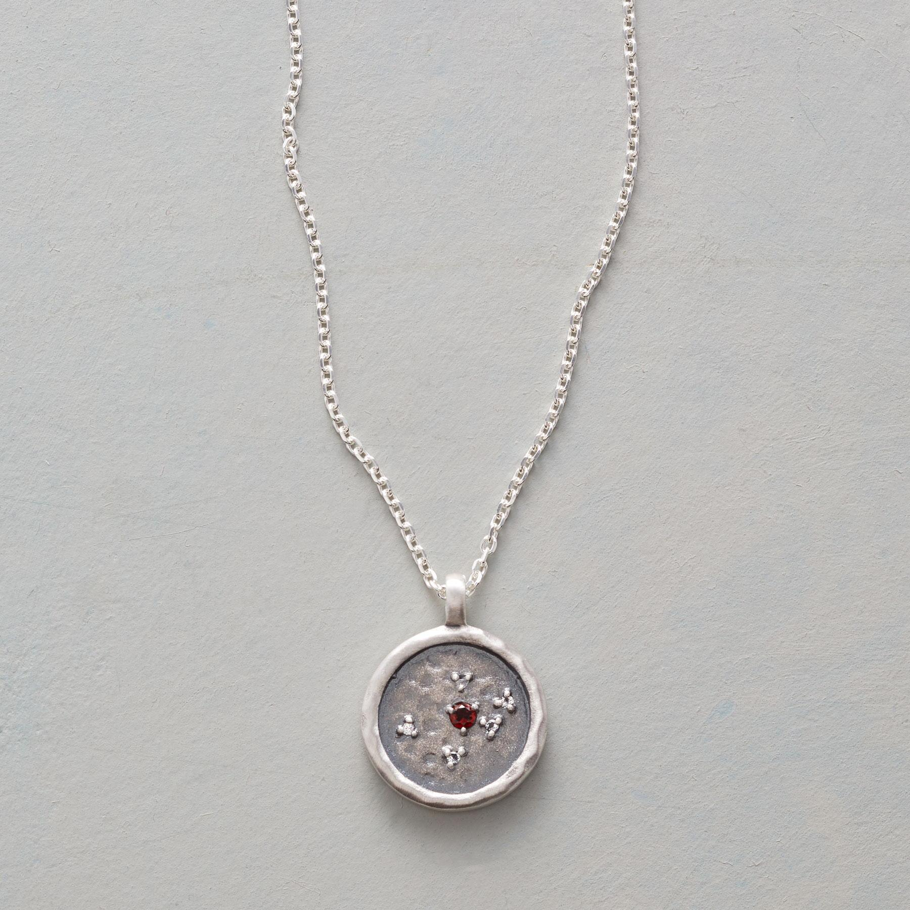 DESTINY BIRTHSTONE NECKLACE: View 1