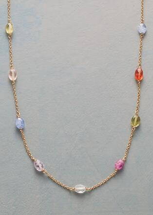 ALBION IN BLOOM NECKLACE