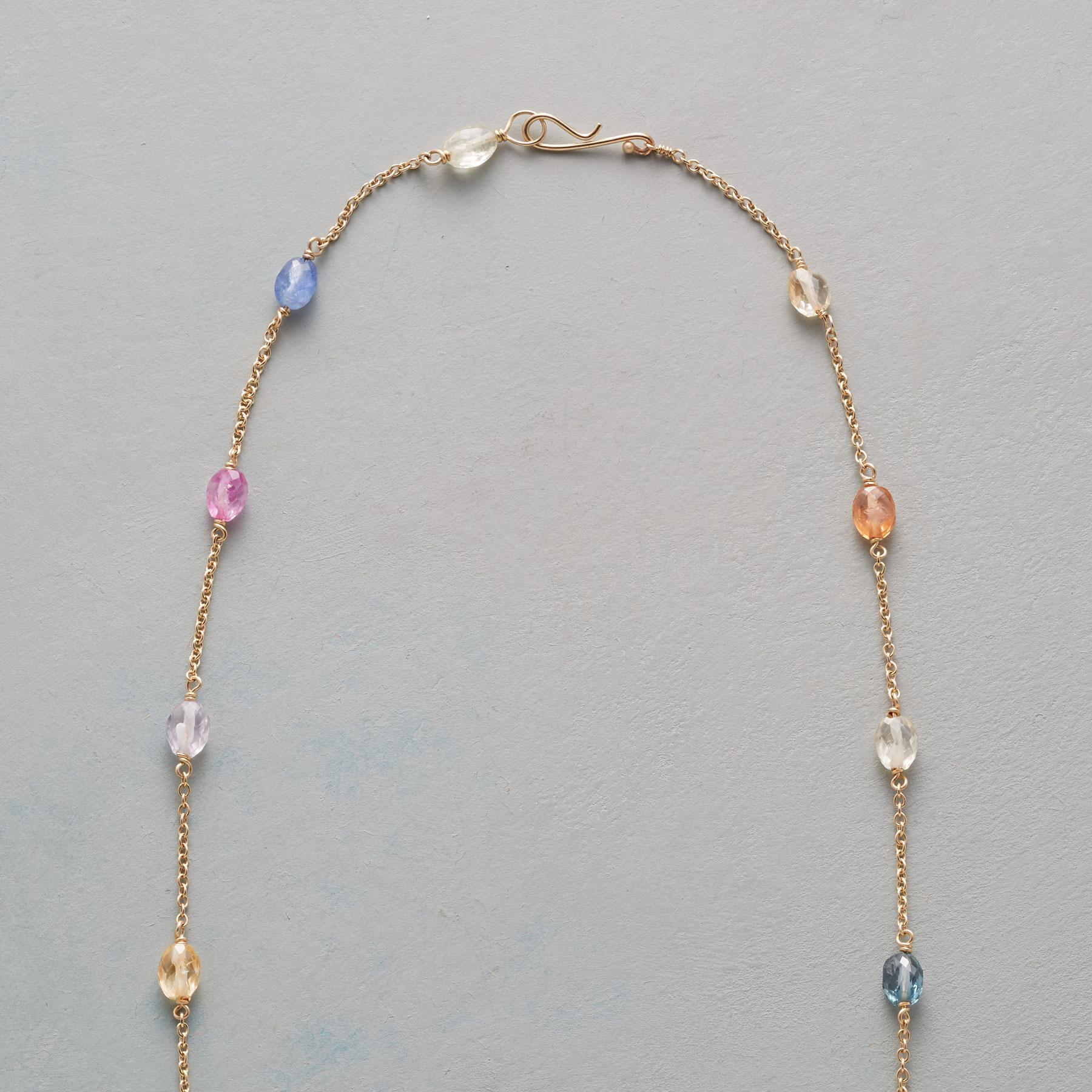ALBION IN BLOOM NECKLACE: View 3