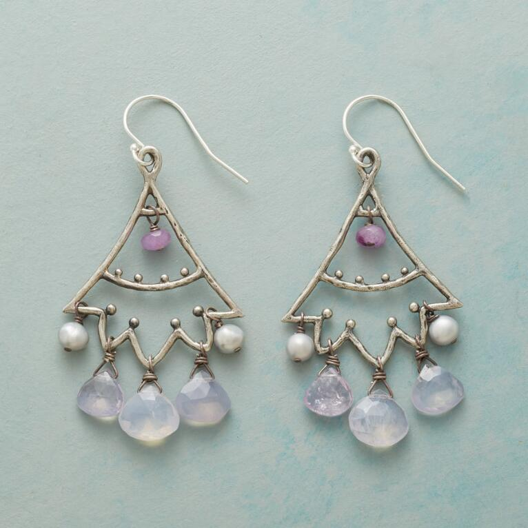 LILAC LUMIERE EARRINGS