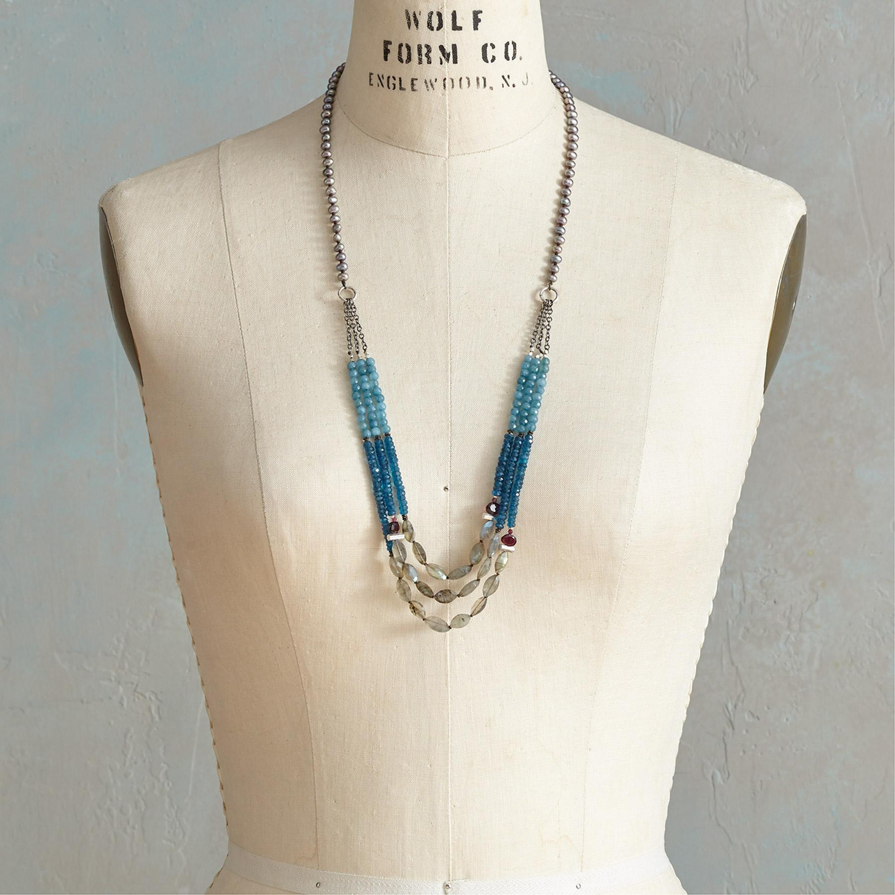 SOUTHERN LATITUDES NECKLACE: View 4