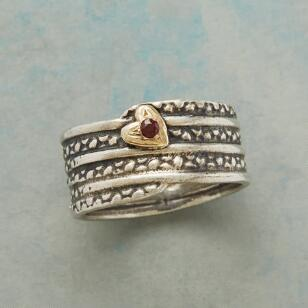 LOVE'S JOURNEY RING