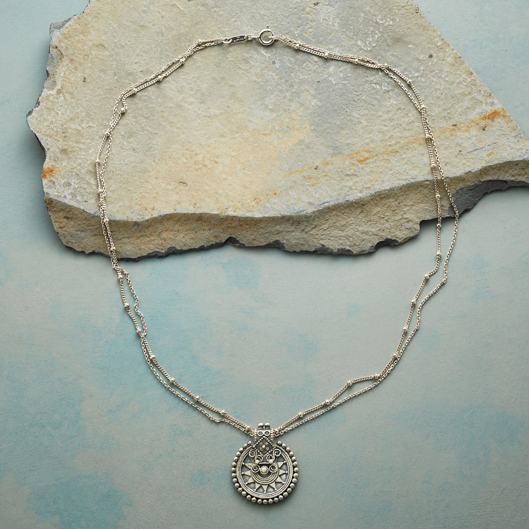 FIND YOUR WAY NECKLACE: View 2
