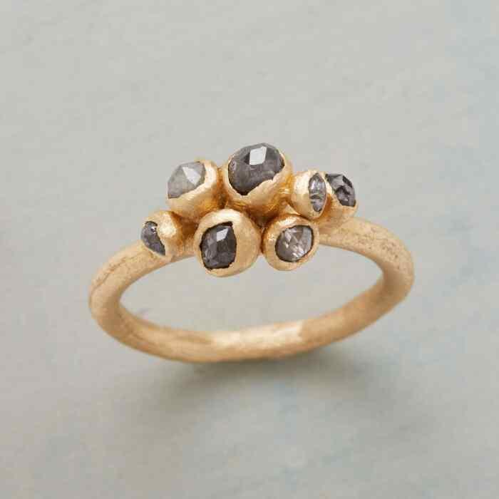 DIAMOND RHAPSODY RING