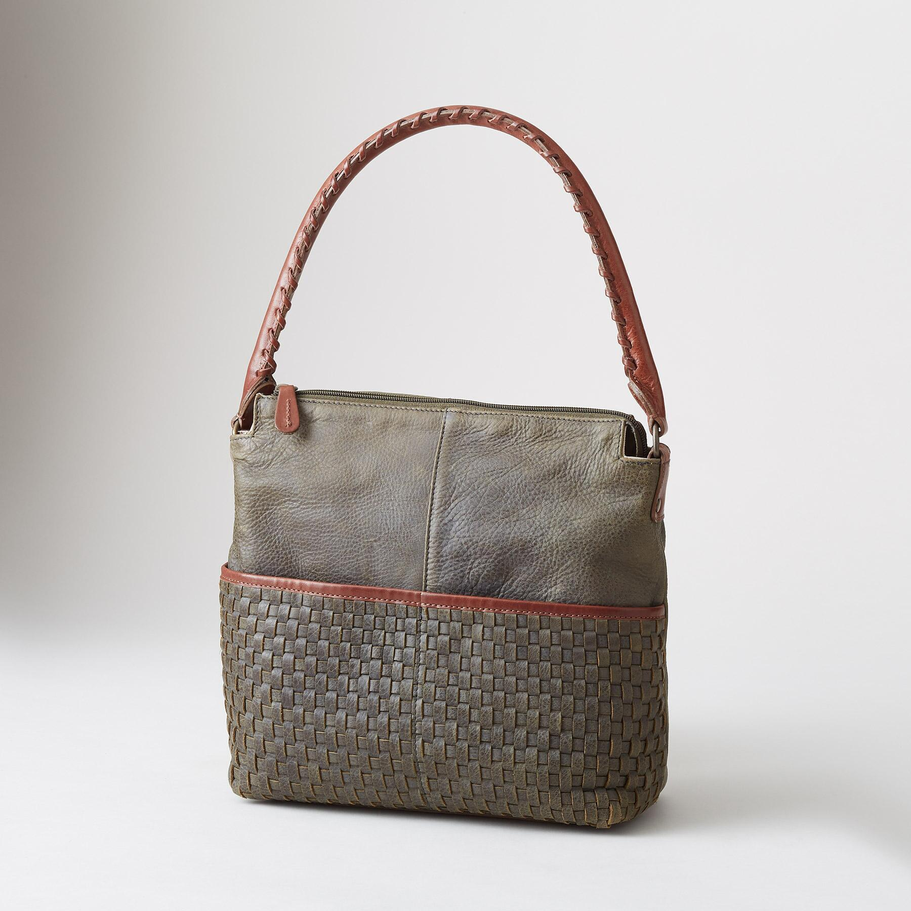 SIMPLICITY WOVEN POCKET BAG: View 1