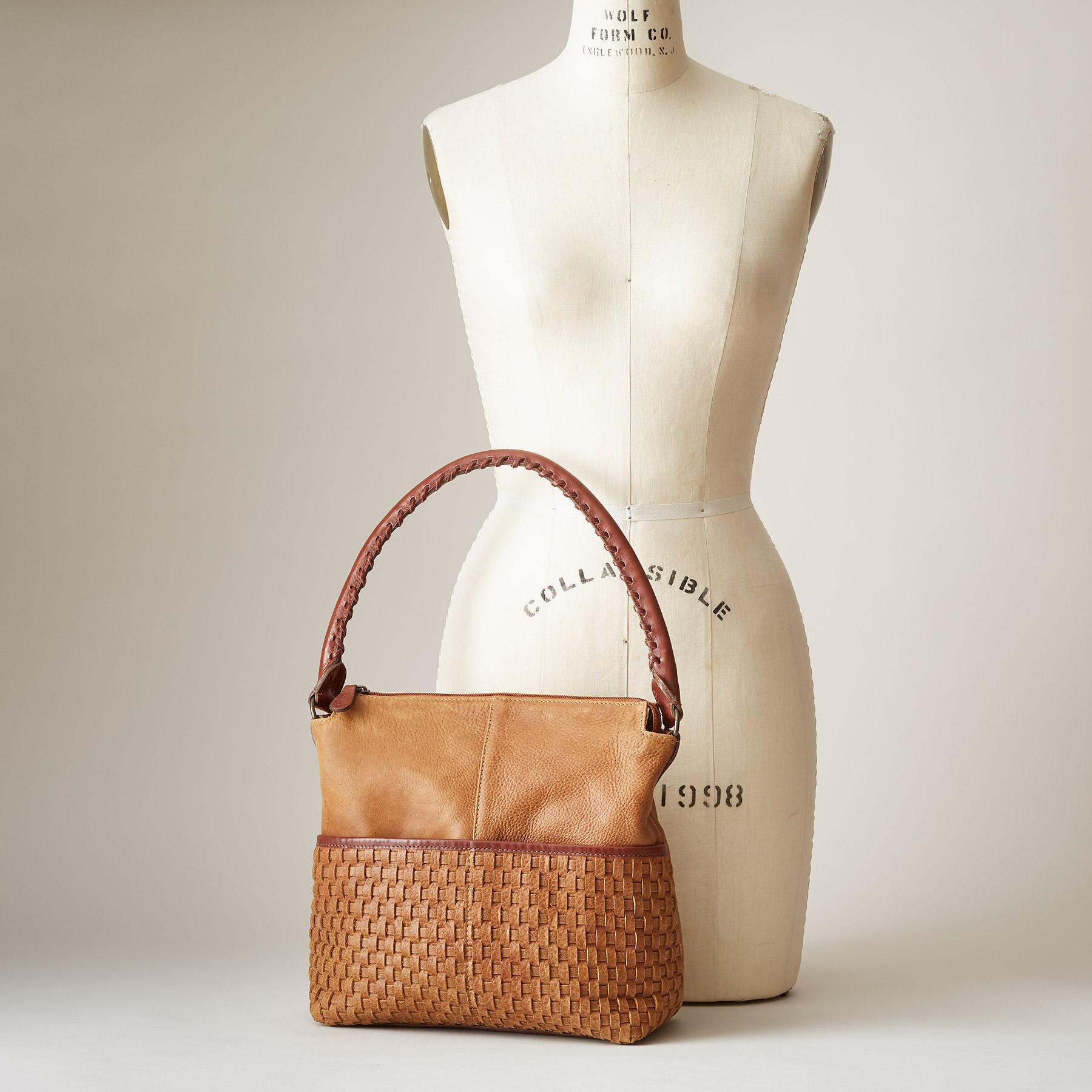 SIMPLICITY WOVEN POCKET BAG: View 4