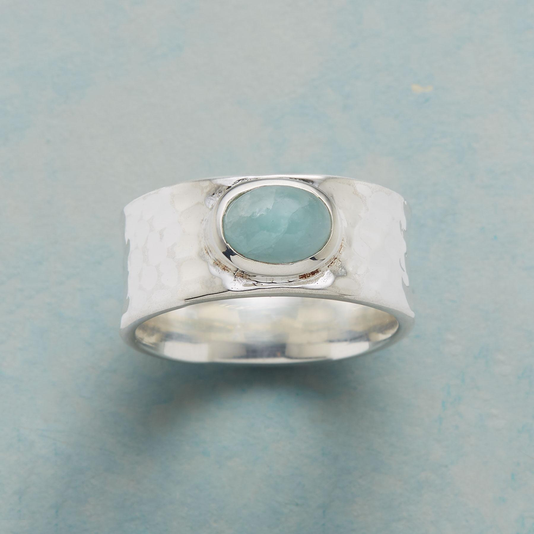 AQUA RIPPLES RING: View 1