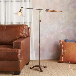 SAN JUAN RIVER FLOOR LAMP