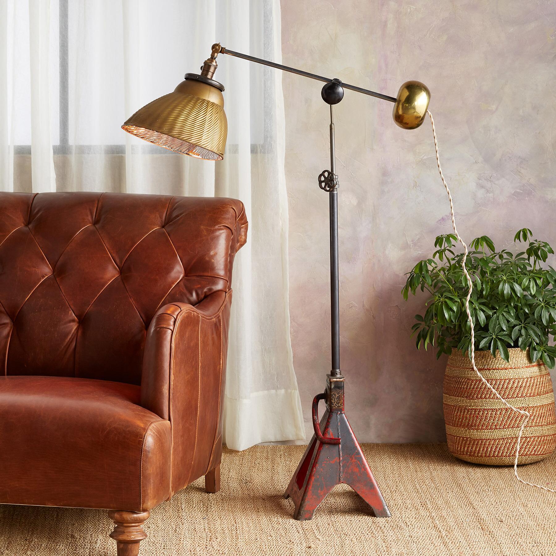 MCELMO CREEK FLOOR LAMP: View 1