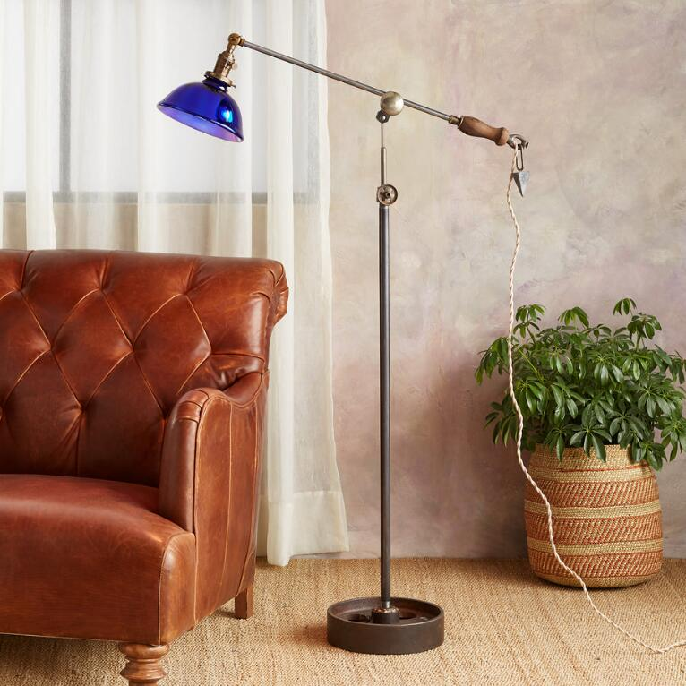 COLORADO RIVER FLOOR LAMP
