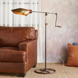 CHALK CREEK FLOOR LAMP