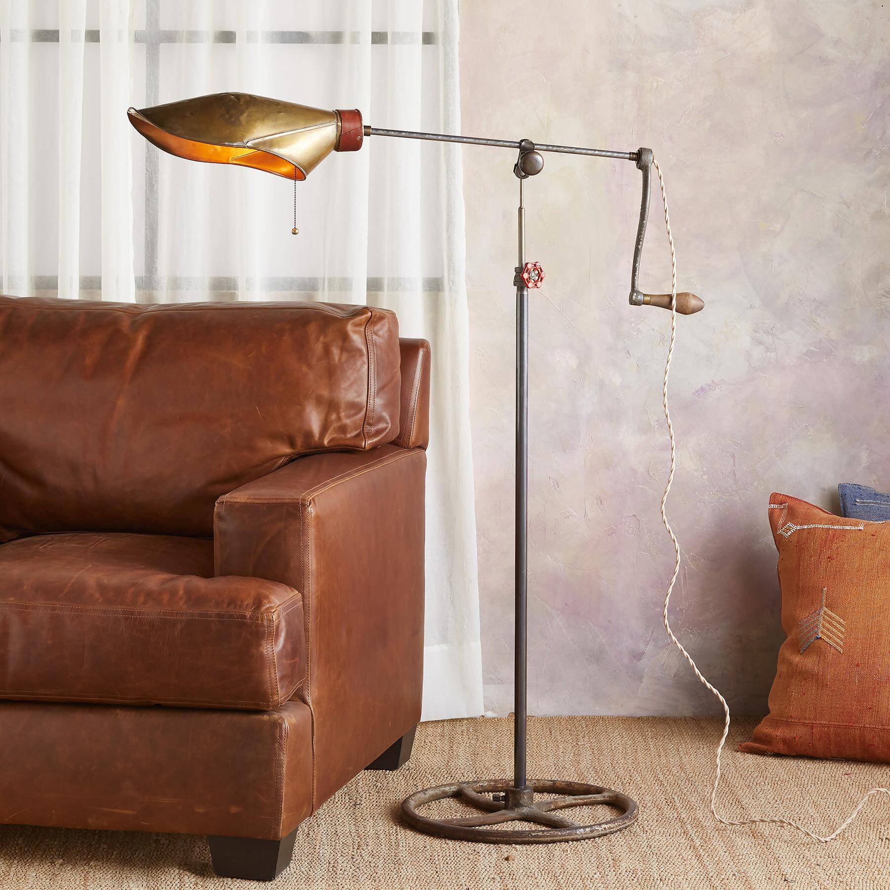 CHALK CREEK FLOOR LAMP: View 1