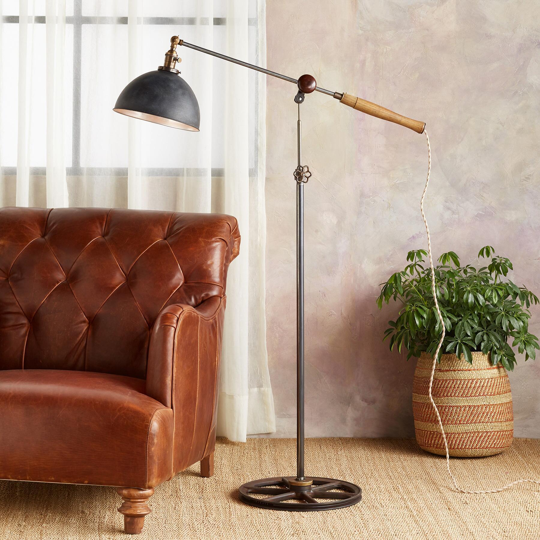 KANARRA CREEK FLOOR LAMP: View 1