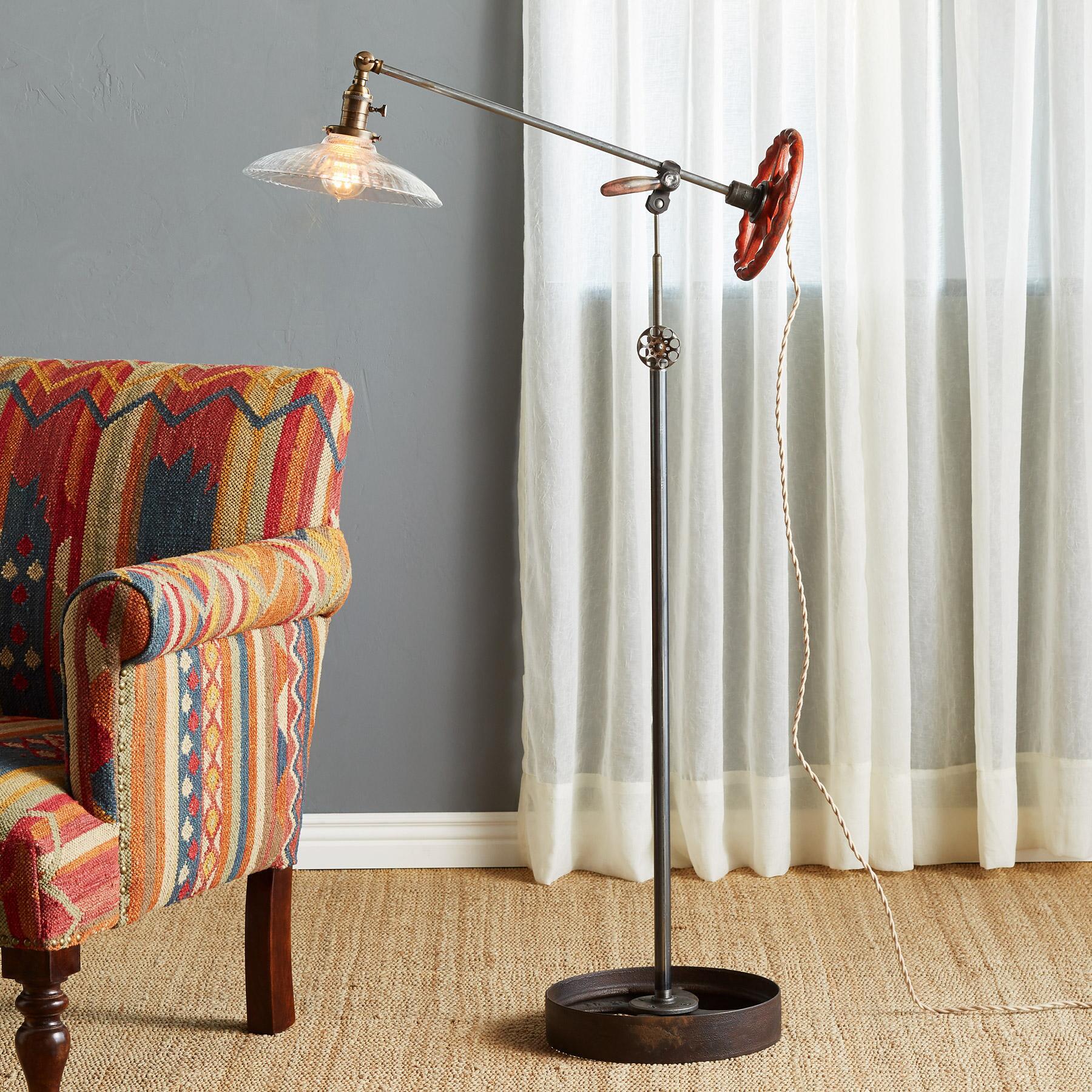 KANAB CREEK FLOOR LAMP: View 1
