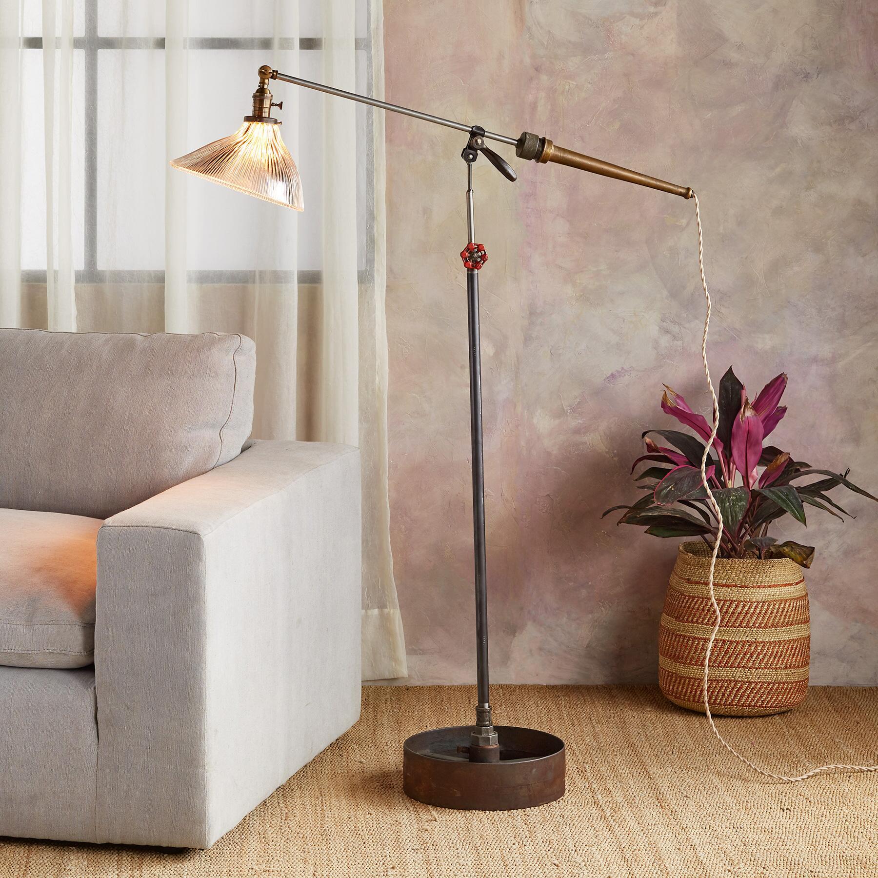 FREMONT RIVER FLOOR LAMP: View 1