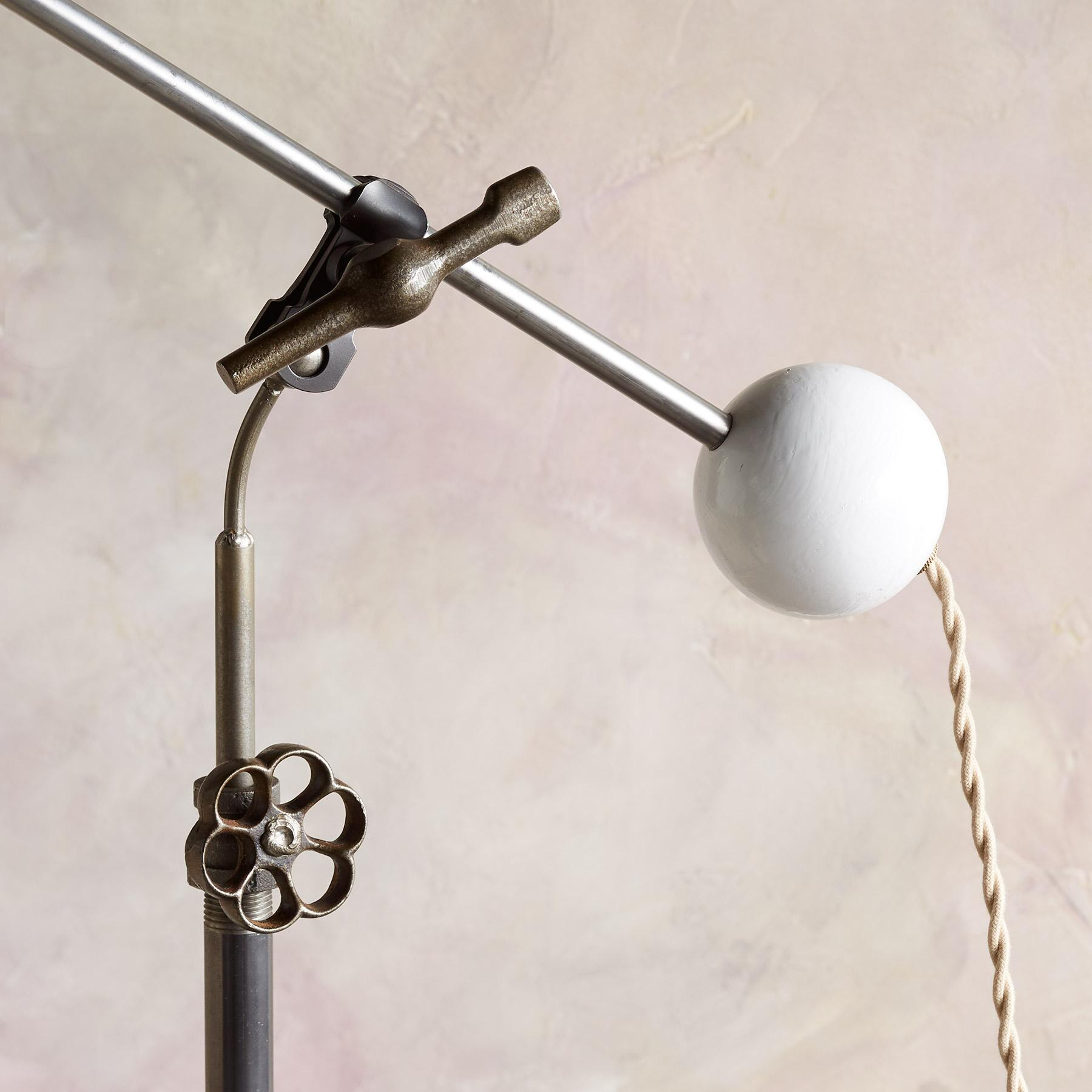 PINKERTON FLOOR LAMP BY ROBERT OGDEN: View 3