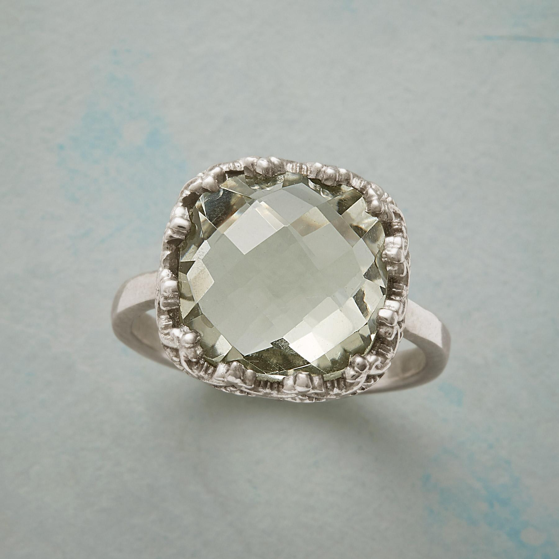 MAJESTIC MINT RING: View 1