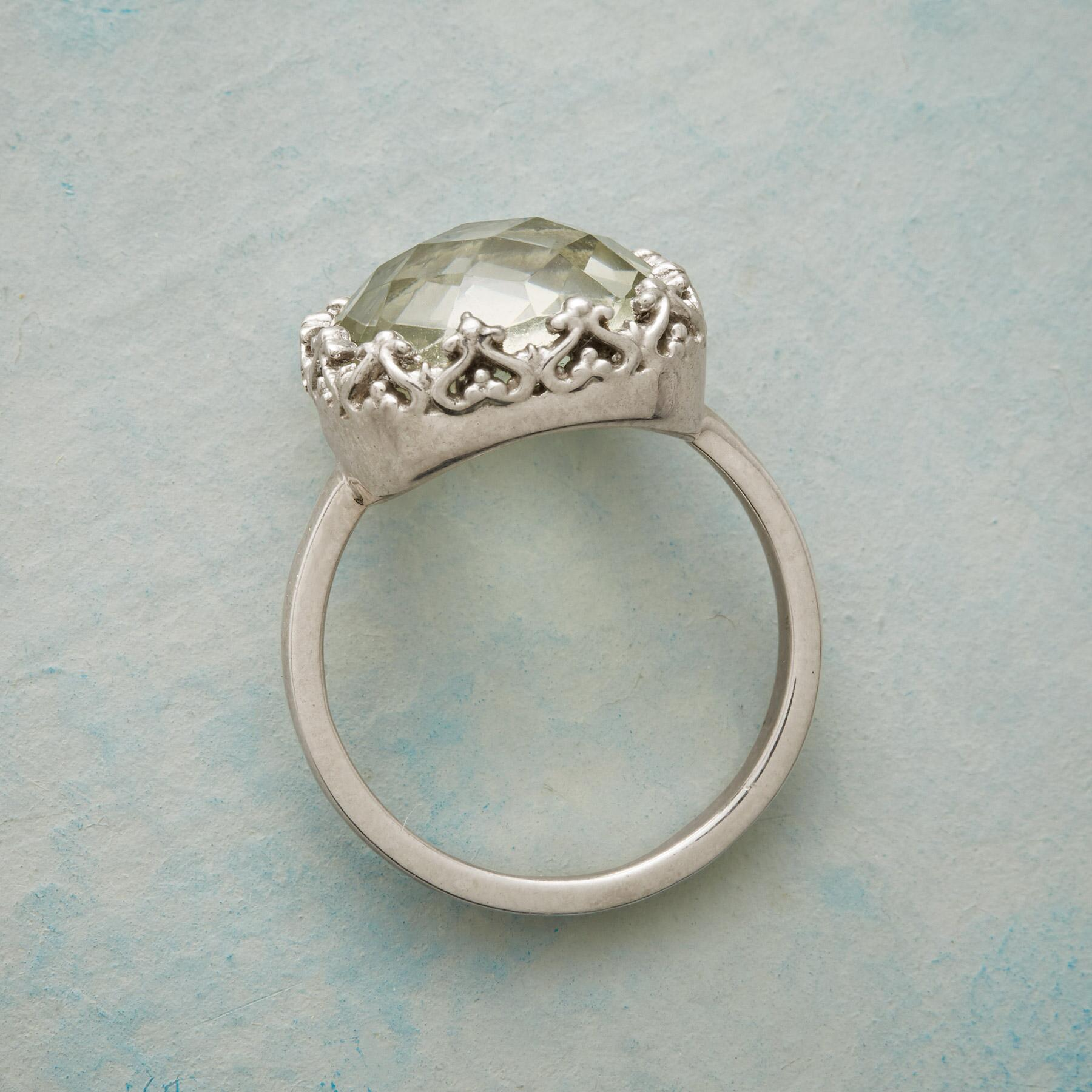 MAJESTIC MINT RING: View 2