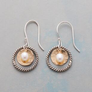 HALO OF THE MOON EARRINGS