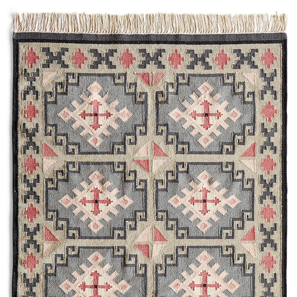 VALLEY OF THE STARS KILIM RUG - SM: View 1