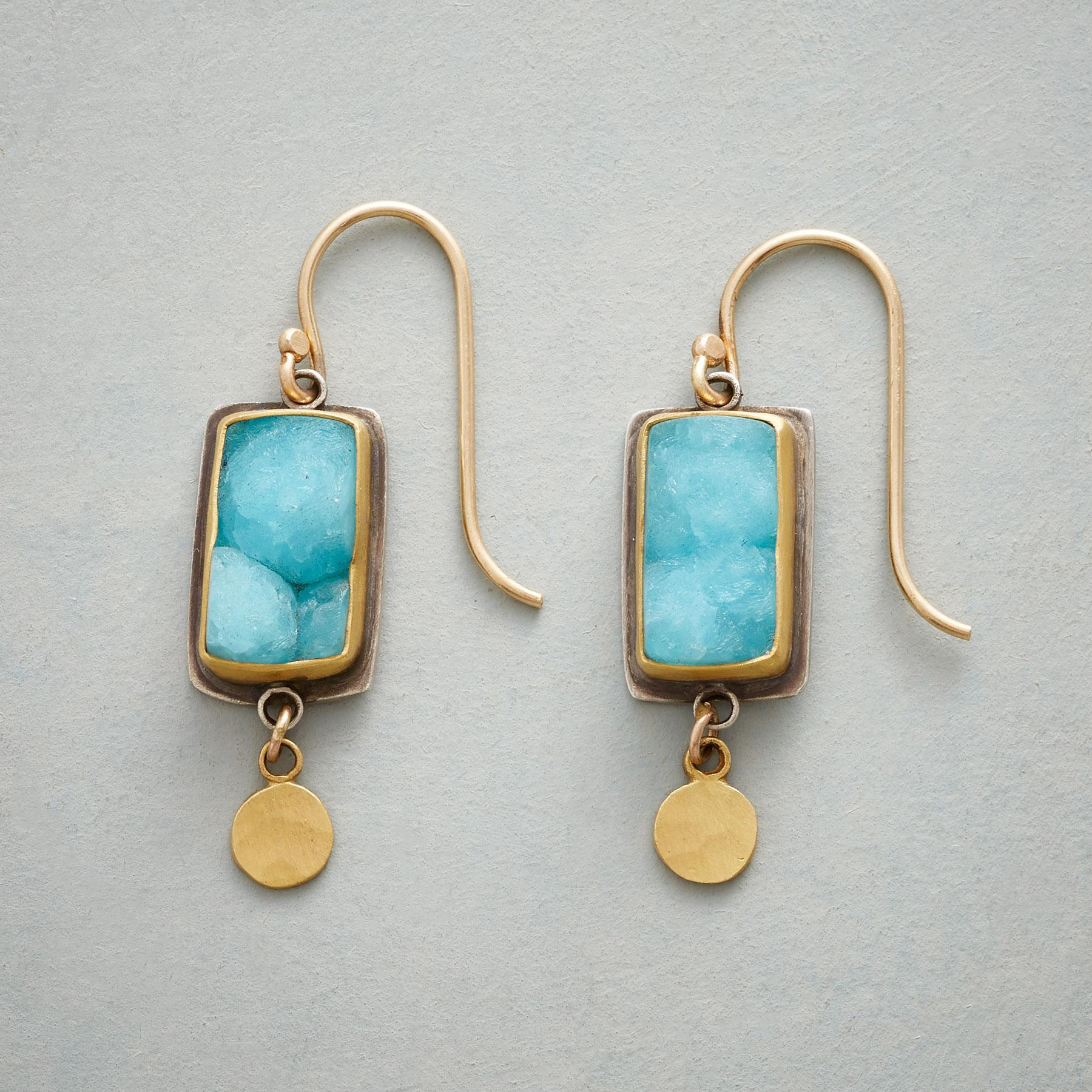 ICE MOUNTAIN EARRINGS: View 1