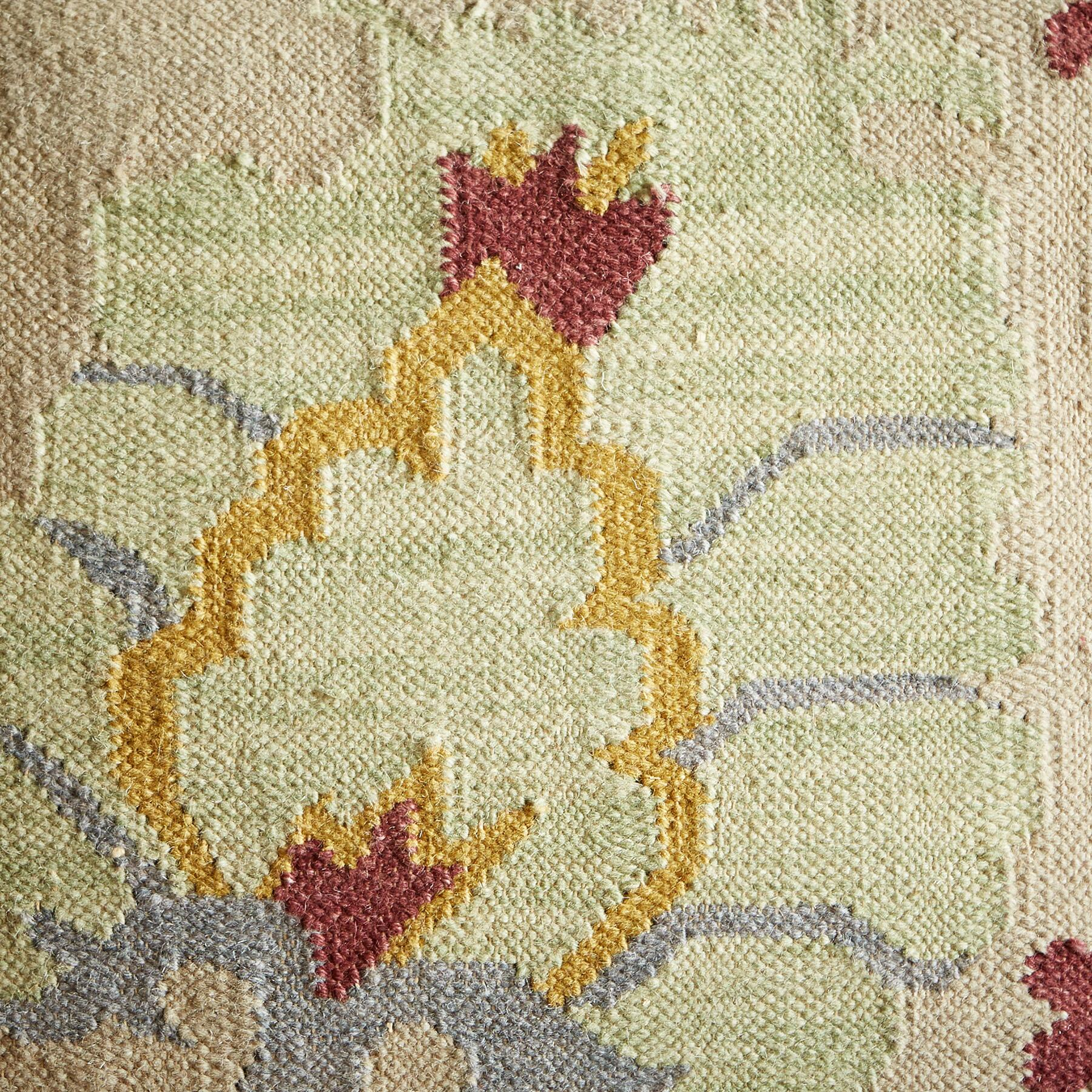 SENORAH KILIM CLUB CHAIR: View 2