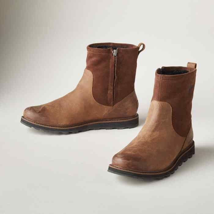 MADSON ZIP WATERPROOF BOOTS