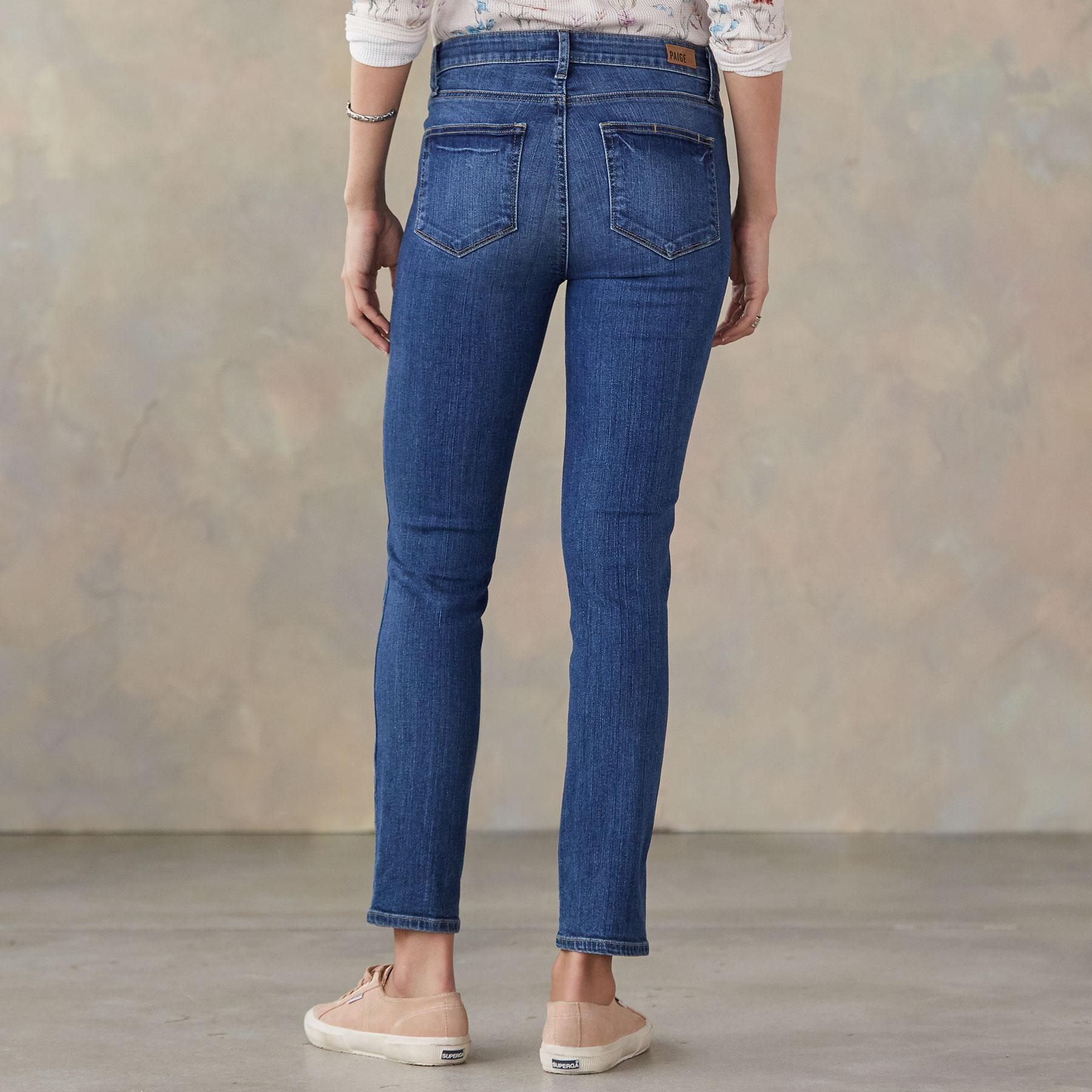 HOXTON ANKLE PEG JEANS: View 2